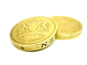 Pound coins image